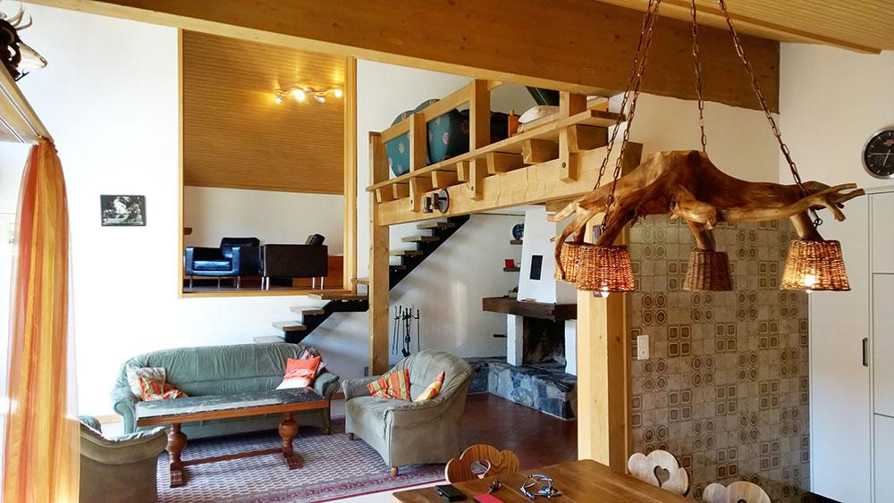 Wohnung Nr. 55 | Dachwohnung 4 1/2 mit Galerie