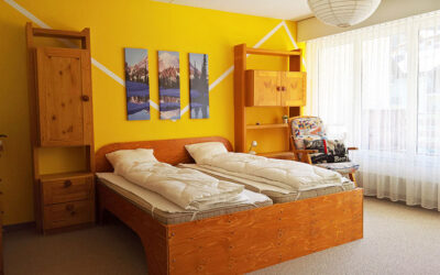 Wohnung Nr. 14 | 1 1/2 Zimmer