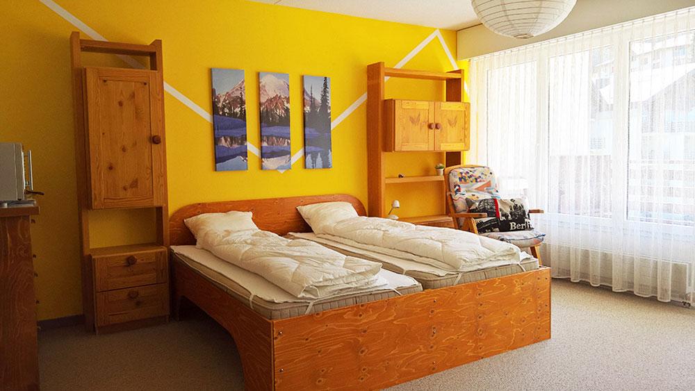 Wohnung Nr. 14   1 1/2 Zimmer